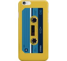 Yello Cassette iPhone Case/Skin