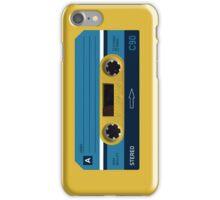Yello Cassette iPhone Case/Skin
