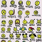 Emoticons by Logan81