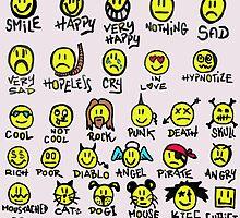 Emoticons by Logan81