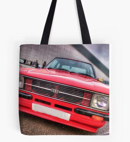 Ford Escort Mk II Tote Bag