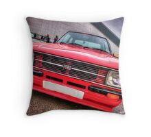 Ford Escort Mk II Throw Pillow