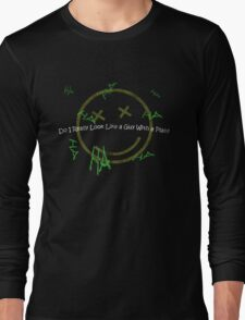A Guy With a Plan Long Sleeve T-Shirt