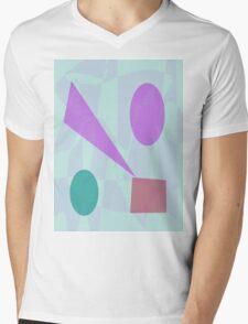 On the Tip Mens V-Neck T-Shirt