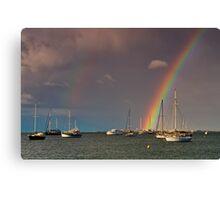 """""""A Covenant Over Corio Bay"""" Canvas Print"""