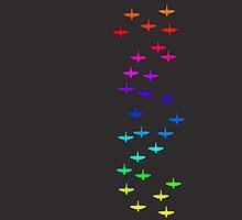 Flock o' #1 by Durrantulah