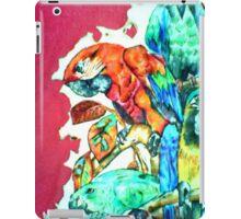 Perroquet iPad Case/Skin