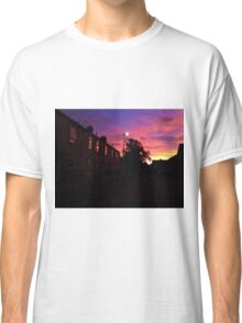 South Lesmurdie Sunset Elgin Photograph Classic T-Shirt