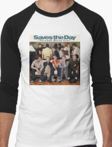 Saves the Day - Through Being Cool Men's Baseball ¾ T-Shirt