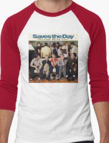Saves the Day - Through Being Cool Men's Baseball ¾ T-Shirt