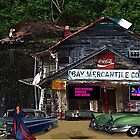 Bay Mercantile Company by Mike Pesseackey aka crimsontideguy