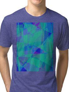 South Pacific Ocean Tri-blend T-Shirt