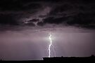 Lightning over Arches National Park by William C. Gladish, World Design
