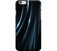 Lines Blue iPhone Case/Skin