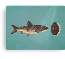 Irresistible Bait  Canvas Print