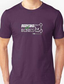 Beefcake & Bones MTB. Unisex T-Shirt
