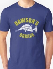 Dawson's Garage - Adventures in Babysitting T-Shirt