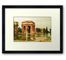 San Francisco, CA - Palace of Fine Arts Framed Print