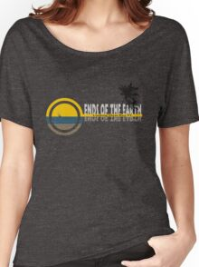 Ends of the Earth (ver3) Women's Relaxed Fit T-Shirt