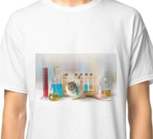 Working at the Laboratory Classic T-Shirt