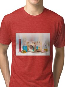 Working at the Laboratory Tri-blend T-Shirt