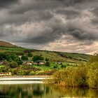 Combs Reservoir by Aggpup