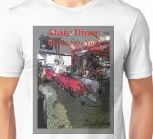 State Diner Ithaca, NY Unisex T-Shirt