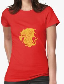 Pendragon (Merlin) Womens Fitted T-Shirt