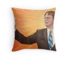 Inspirational Dwight Throw Pillow