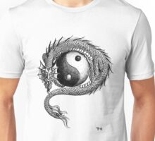 Taoist dragon Unisex T-Shirt