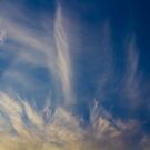 Sunset Clouds by DavidHornchurch