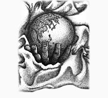 Earth in my palm lying on a blanket Unisex T-Shirt