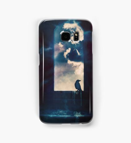 the view from the tower Samsung Galaxy Case/Skin