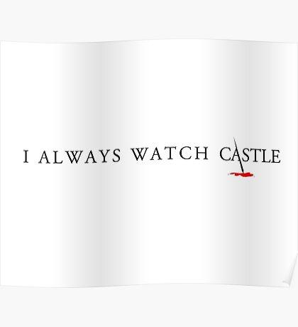 Always Castle Poster