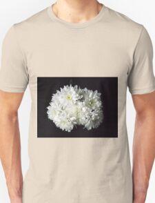 The Beautiful White Chrysanthemum Unisex T-Shirt