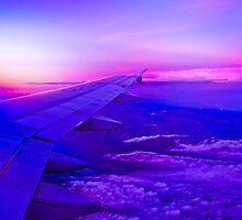 First flight. by ALEJANDRA TRIANA MUÑOZ