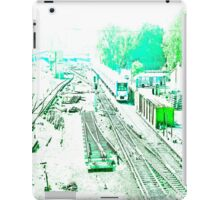 Train oblivion. iPad Case/Skin