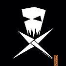 Dark Ship - Skull by acepigeon