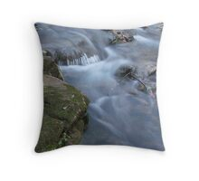 Mossy Creek Flowing Throw Pillow