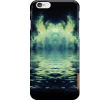 Dark Ship - Cover Logo iPhone Case/Skin