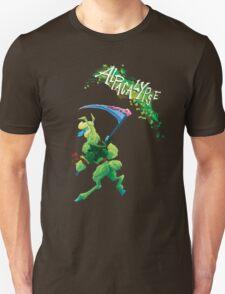 Alpacalypse Green T-Shirt