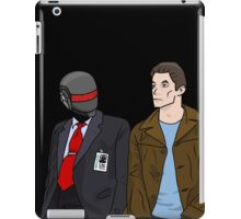 Daft Bunk iPad Case/Skin