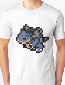 Blastoise pixel art T-Shirt