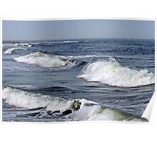 Braking Waves Poster