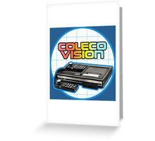 ColecoVision Greeting Card