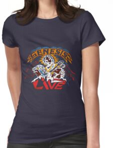 GENESIS LIVE Womens Fitted T-Shirt