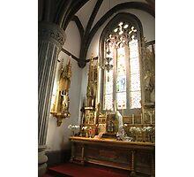 chapel in Arucas' church (Spain) Photographic Print