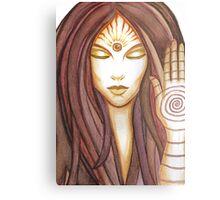Divine Mother Metal Print