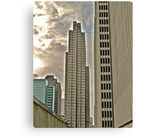 Some San Francisco Architecture Canvas Print