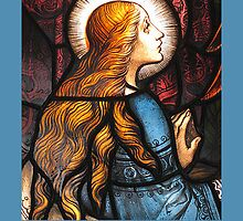 Mary Mother of God Card - Be it done to me by Katherine T Owen, Author